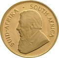 1997 1oz Gold Proof Krugerrand 30th anniversary