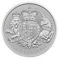 2019 Royal Arms 1oz Silver Coin
