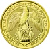 1oz Gold Coin, Falcon of the Plantagenets - Queen's Beast 2019