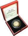 Gold Proof 1993 Fifty Pence Piece - Presidency of the EU Boxed