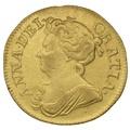 1714 Queen Anne Guinea Gold Coin