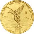 2018 Twentieth Gold Mexican Libertad