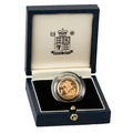 Gold Proof 1993 Half Sovereign Boxed