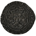 1464-5 Edward IV Silver Groat mm Rose
