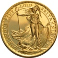 1987 Gold Britannia One Ounce Coin