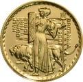 2001 Half Ounce Britannia Gold Coin