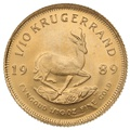 1989 Proof Tenth Ounce Krugerrand