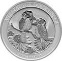 2013 1oz Silver Kookaburra