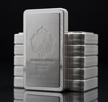 Scottsdale 10oz Silver Stacker