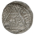 1216-1272 Irish Henry III Silver Penny Ricard on Dublin
