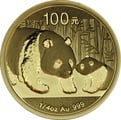 2011 1/4 oz Gold Chinese Panda Coin