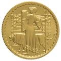 2001 Quarter Ounce Proof Britannia Gold Coin