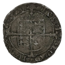 1547-51 Henry VIII Hammered Silver Groat - Posthumous mm Martlet