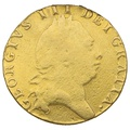 1793 George the 3rd Gold Guinea