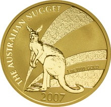 1oz Gold Australian Nugget Best Value