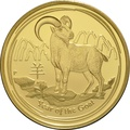 2015 1oz Australian Gold Year of the Goat Gold Coin Proof
