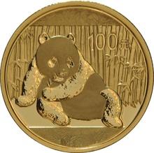 2015 1/4 oz Gold Chinese Panda Coin
