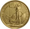 2015 Quarter Ounce Britannia Gold Coins
