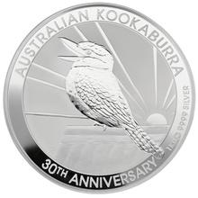 2020 1KG Silver Kookaburra