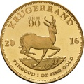 2016 1oz Gold Proof Krugerrand 90th Birthday