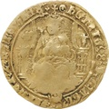 Henry VIII Gold Half Sovereign - Fine