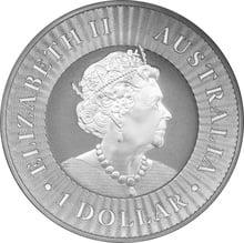 2019 1oz Silver Australian Kangaroo Coin