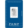 PAMP 2.5 Gram Silver Bar Minted