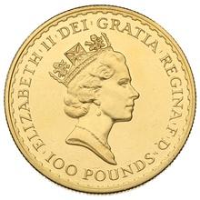 1995 Gold Britannia One Ounce Coin