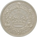 1933 George V Proof Crown (Christmas Crown) - Good Very Fine
