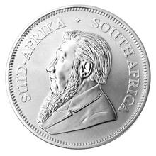 2018 1oz Silver Krugerrand Coin