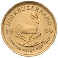 1986 Tenth Ounce Krugerrand