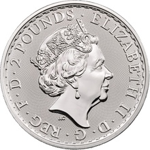 2020 1oz Silver Britannia in Gift Box