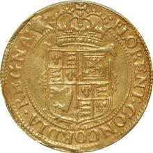 Charles I Unite Gold Coin - Near Very Fine