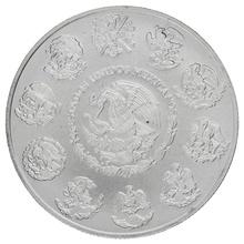 2019 1oz Mexican Libertad Silver Coin