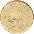 1971 1oz Gold Proof Krugerrand