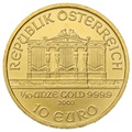 2003 Tenth Ounce Gold Austrian Philharmonic