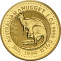 1994 1oz Gold Australian Nugget