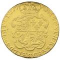 1774 George III Gold Guinea