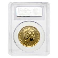 2014 Britannia One Ounce Gold Coin PCGS MS68