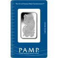 PAMP 1oz Palladium Bar