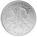 2012 1oz Austrian Philharmonic Silver Coin