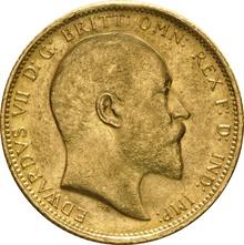 1903 Gold Sovereign - King Edward VII - S