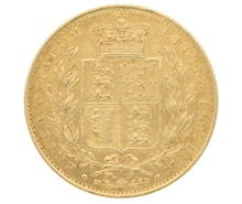 1851 Sovereign