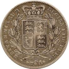 1847 Victoria Young Head Crown - Fine