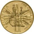 Specific Year Gold Britannias 1oz