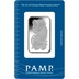 PAMP 1oz Platinum Bar Minted