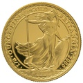 2000 Half Ounce Proof Britannia Gold Coin