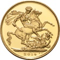 2014 Gold Sovereign - Brilliant Uncirculated