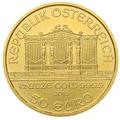 2013 Half Ounce Gold Austrian Philharmonic