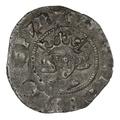 1307-27 Edward II Silver Penny - Bury St Edmonds